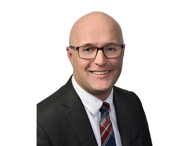 Aurora Workplace Solutions Advisor Joel Gartner
